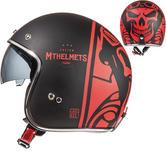 MT Le Mans SV Divenire Open Face Motorcycle Helmet