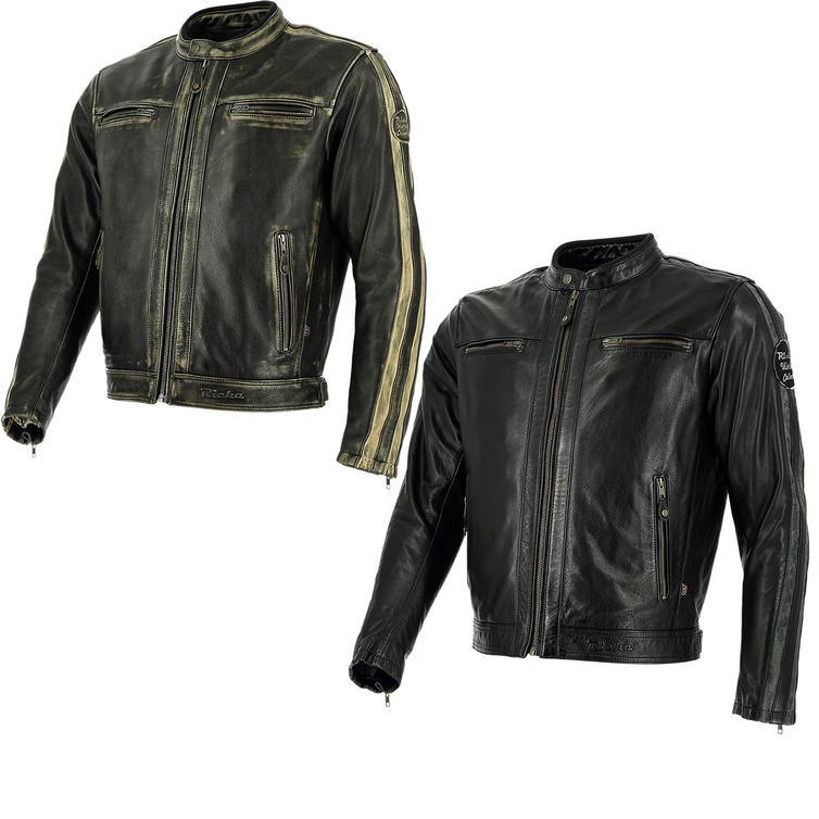 Richa Goodwood Leather Motorcycle Jacket