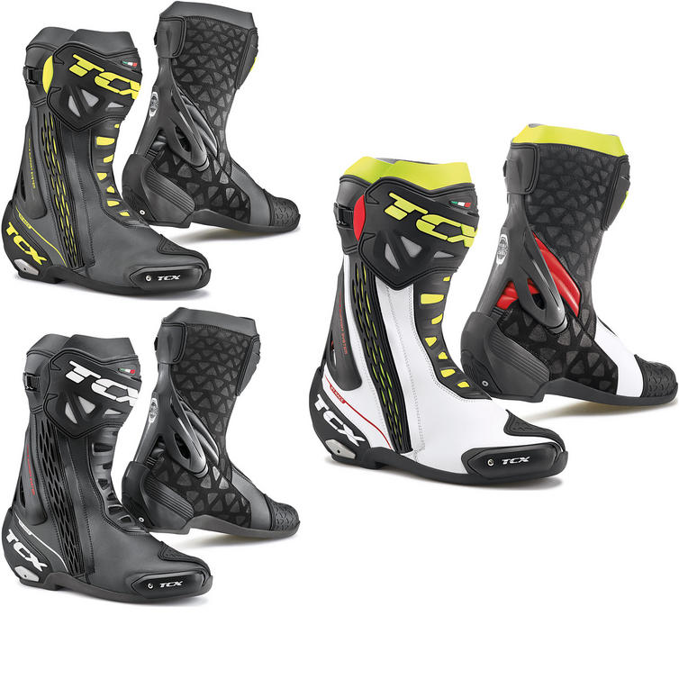 TCX RT-Race Motorcycle Boots
