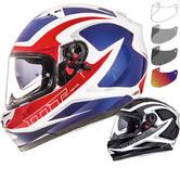 MT Blade SV Morph Motorcycle Helmet & Visor