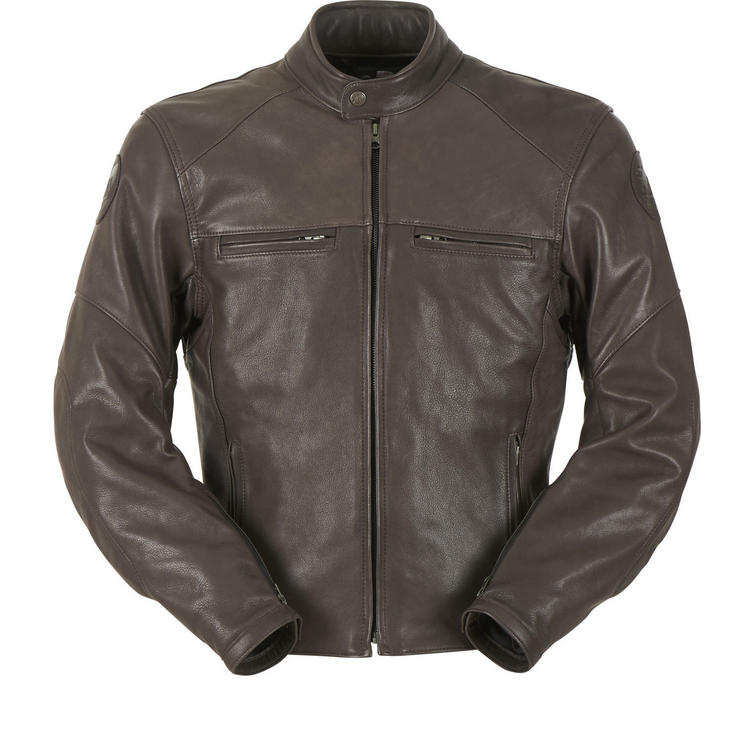 Furygan Vince Hunt Leather Motorcycle Jacket