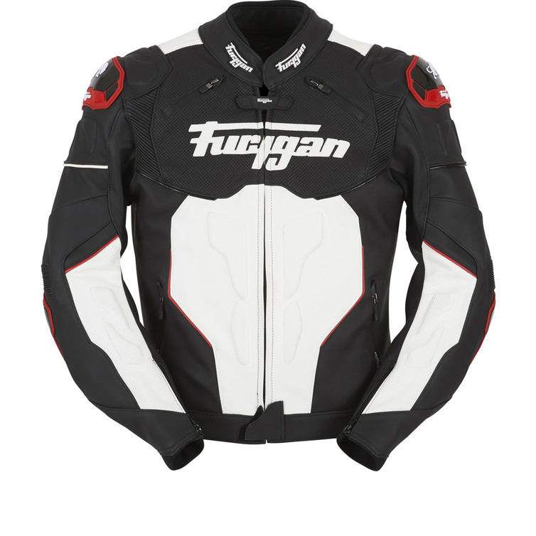 Furygan Raptor Leather Motorcycle Jacket
