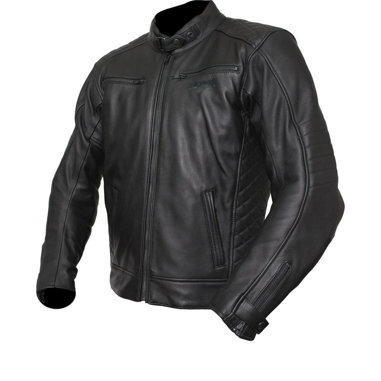 ARMR Moto Kenji Leather Motorcycle Jacket