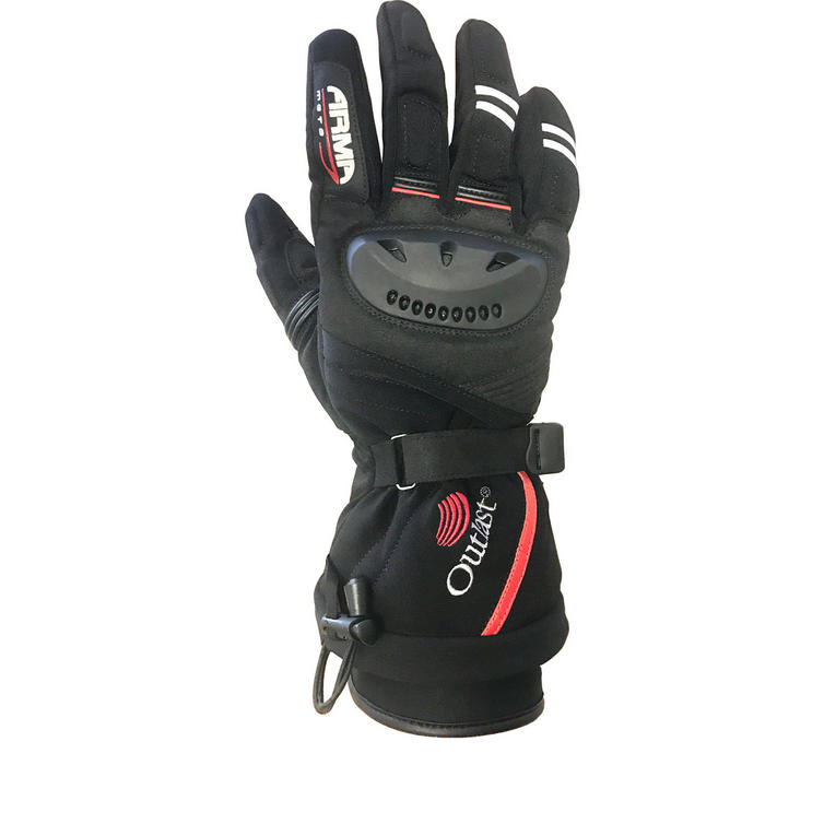 ARMR Moto WP680 Motorcycle Gloves