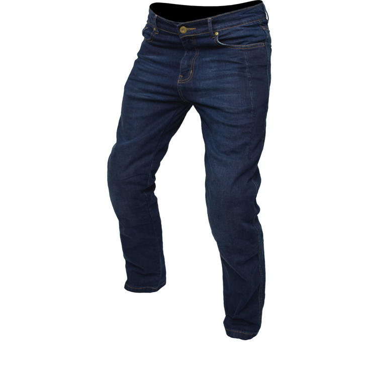 ARMR Moto M789 Classic Blue Motorcycle Jeans