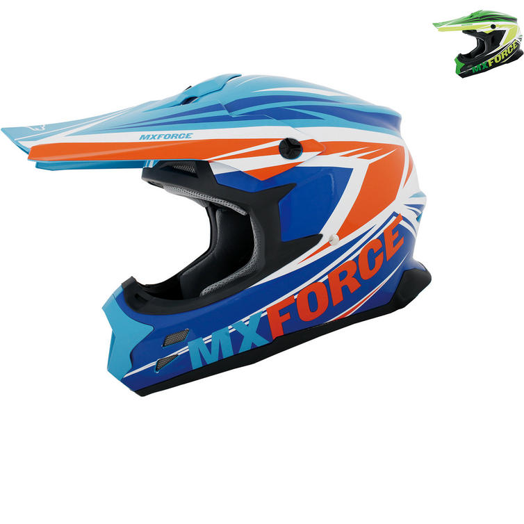 MX Force Race Neptunus Motocross Helmet