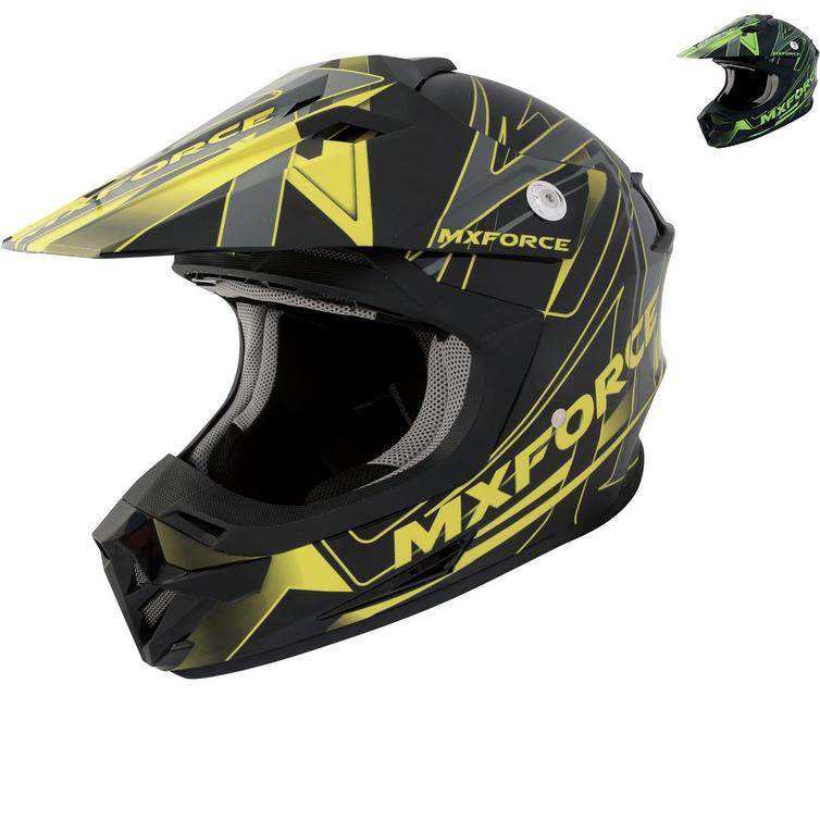 MX Force MHS39 X-1 Motocross Helmet