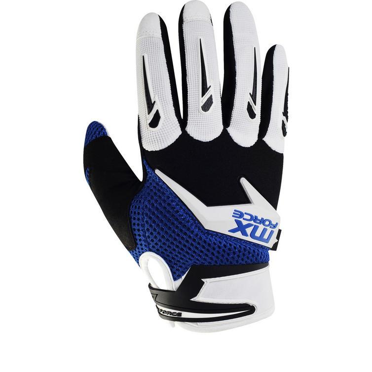 MX Force Element Pluto Motocross Gloves