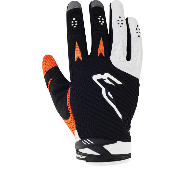 MX Force Aero Rocket Motocross Gloves