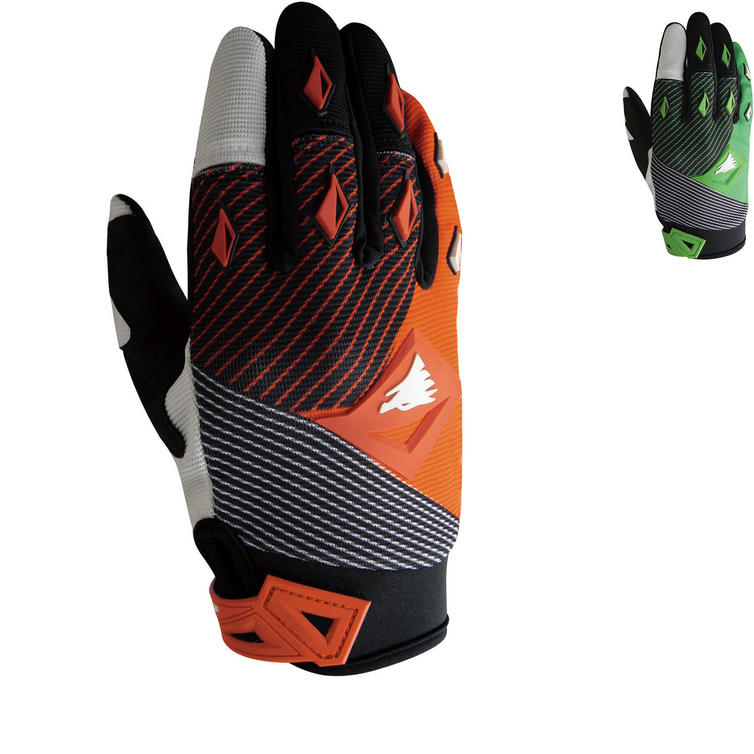 MX Force Aim Mirage Motocross Gloves