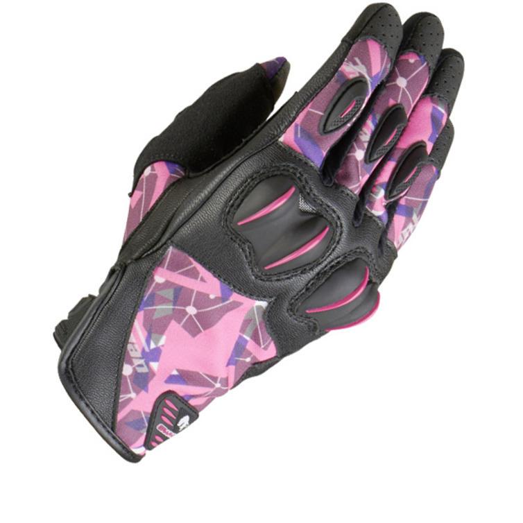 Furygan Graphic Evo Ladies Motorcycle Gloves