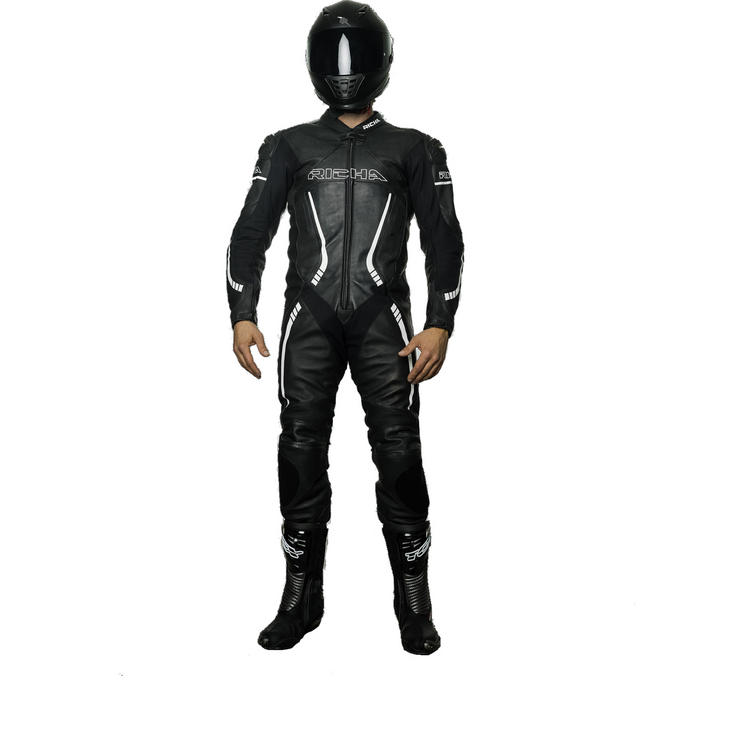 Richa Baracuda Leather Motorcycle Suit