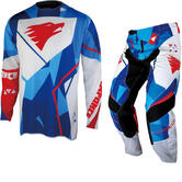 MX Force VTR4 Rock-S Motocross Jersey & Pants Blue Kit