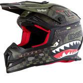 Oneal 5 Series Warhawk Motocross Helmet