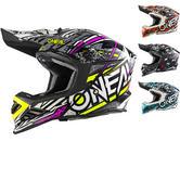 Oneal 8 Series Synthy Motocross Helmet