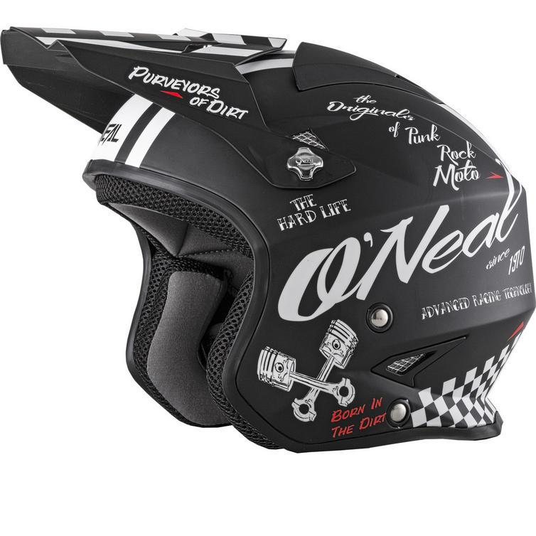 Oneal Slat Torment Trials Helmet