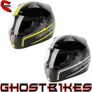 View Item G-mac Pilot Graphic Motorcycle Helmet