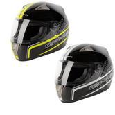 G-mac Pilot Graphic Motorcycle Helmet
