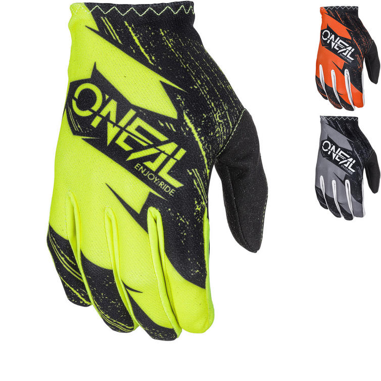 Oneal Matrix 2018 Burnout Youth Motocross Gloves