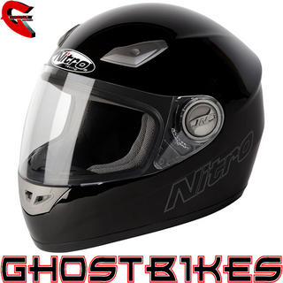 View Item Nitro Dynamo UNO Junior Motorcycle Helmet