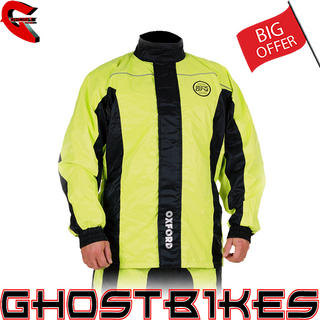 View Item Oxford Bone Dry Hi-Viz Over Jacket