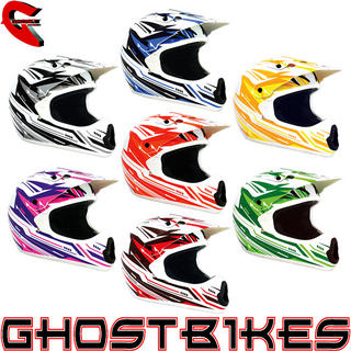 THH TX-10 #3 Youth Motocross Helmet