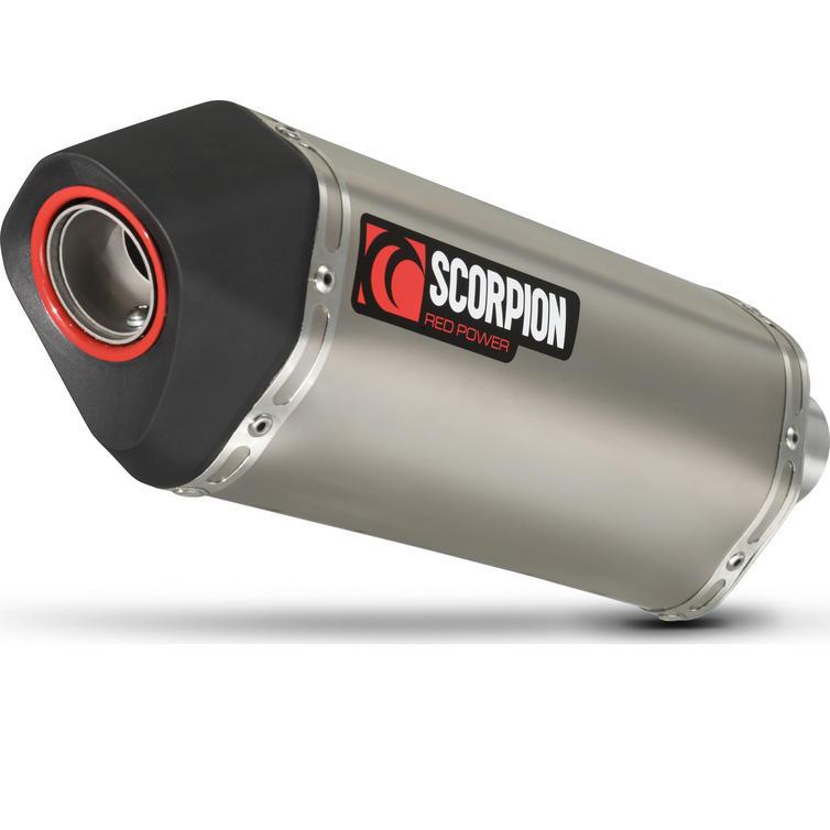 Scorpion Serket Parallel Titanium Oval Exhaust - Suzuki GSX-R 1000 17-18