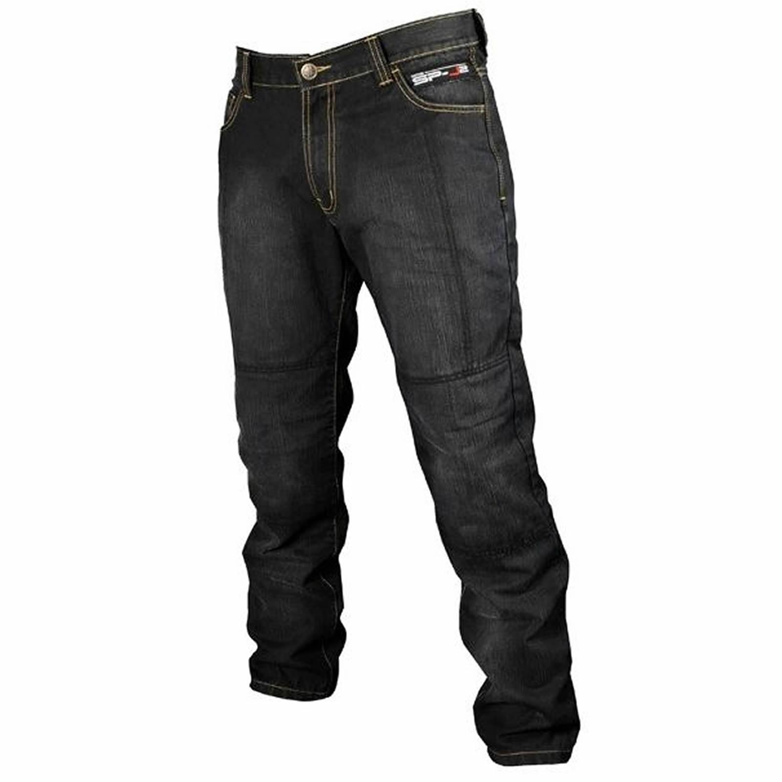 oxford reinforced sp j2 denim casual kevlar motorcycle armoured bike jeans pants ebay. Black Bedroom Furniture Sets. Home Design Ideas