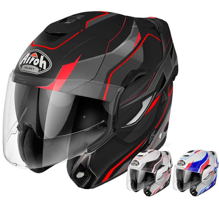 Airoh Rev Revolution Flip Front Motorcycle Helmet