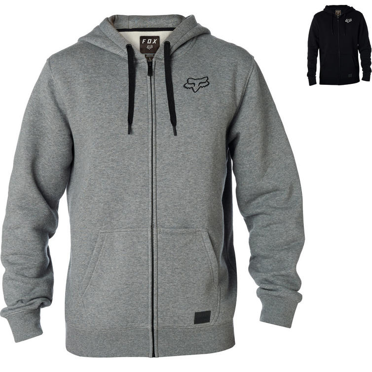 Fox Racing Fox Pro Circuit Zip Fleece Hoodie