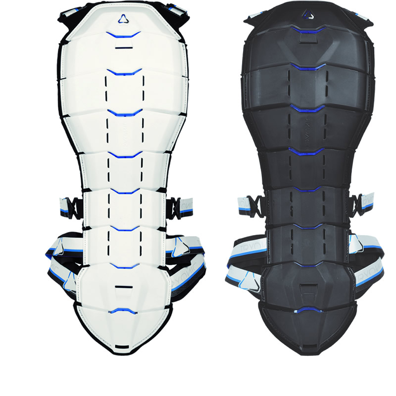 TRYONIC SEE + PLUS CE LEVEL 2 MOTORCYCLE SPORTS SKI BIKE SPINE BACK PROTECTOR Enlarged Preview