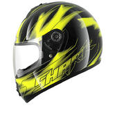 Shark S600 Moonlight Hi-Viz Motorcycle Helmet