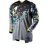 One Industries 2012 Defcon Trixle Motocross Jersey