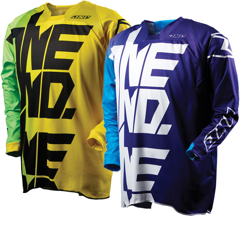 ONE INDUSTRIES 2012 DEFCON RIPPER MX SHIRT MOTO-X TOP OFF ROAD MOTOCROSS JERSEY Enlarged Preview