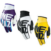 One Industries 2012 Zero Ripper Motocross Gloves