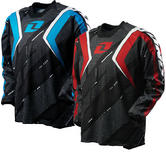 View Item One Industries 2012 Carbon Trace Motocross Jersey
