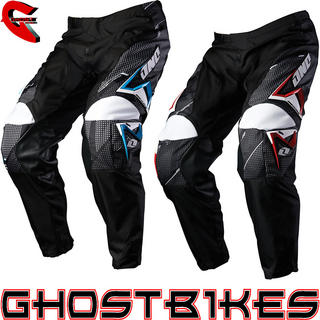 One Industries 2012 Carbon Trace Motocross Pants