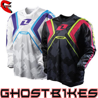 View Item One Industries 2012 Carbon Napalm Motocross Jersey
