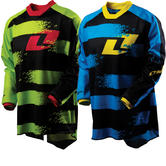 View Item One Industries 2012 Youth Carbon Stryper Motocross Jersey