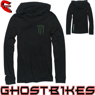 View Item One Industries Monster Energy Womens Ego Hoodie