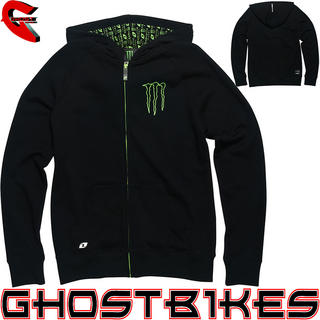 View Item One Industries Monster Energy Womens Given Hoodie