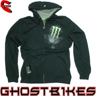 View Item One Industries Monster Energy Dividend Hoodie