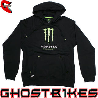 View Item One Industries Monster Energy Reggie Hoodie