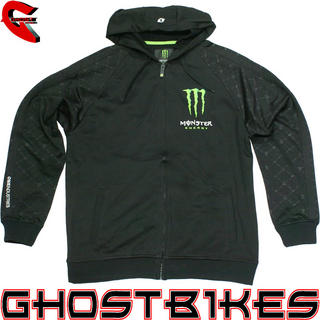 View Item One Industries Monster Energy Seven Hoodie