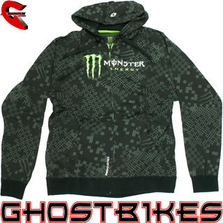 View Item One Industries Monster Energy Slacker Hoodie