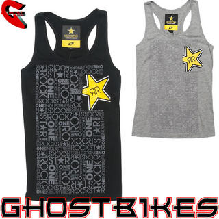 View Item One Industries Rockstar Energy Womens Warwick Tank Top