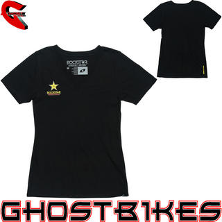 View Item One Industries Rockstar Womens Cable T-Shirt