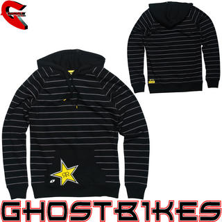 View Item One Industries Rockstar Energy Womens Davis Hoodie