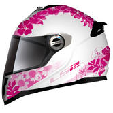 View Item LS2 FF392 Vanity Junior Girls Motorcycle Helmet