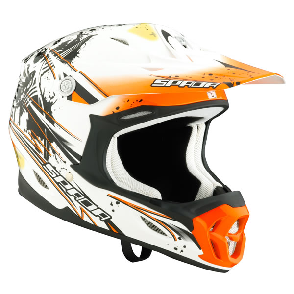 SPADA-VIOLATOR-GRIT-MX-ATV-QUAD-ENDURO-MOTOCROSS-OFF-ROAD-MOTO-X-BIKE-HELMET